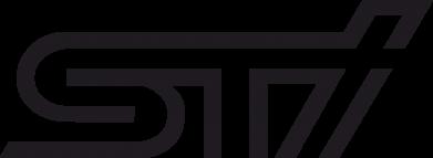 Принт Штаны STI Logo - FatLine
