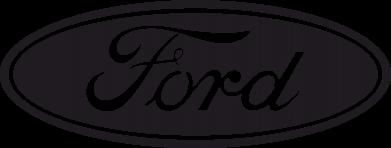 ����� ������� ��������� Ford Logo - FatLine