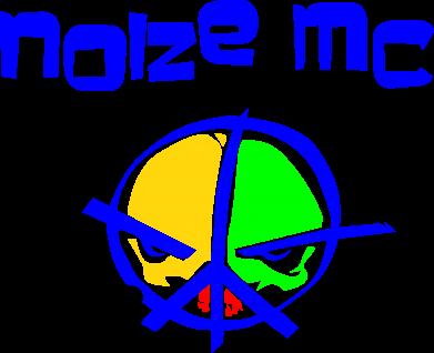 Принт Футболка Noize MC Logo - FatLine