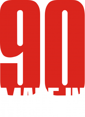 Принт Футболка Made in 90 - FatLine