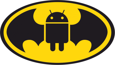 Принт Кепка-тракер Android Batman - FatLine