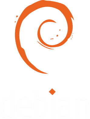 Принт Футболка Debian - FatLine