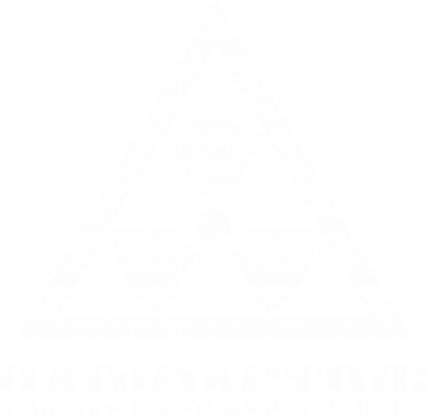 Принт Реглан Radioactive - FatLine