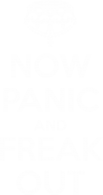 ����� �����-��������� NO PANIC and FREAK OUT - FatLine