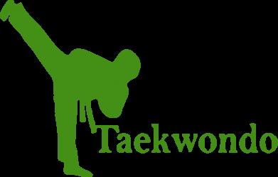 Принт Детская футболка Taekwondo - FatLine