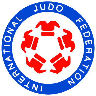 Принт Футболка Поло International Judo Federation - FatLine