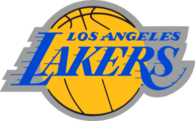 Принт Подушка Los Angeles Lakers - FatLine