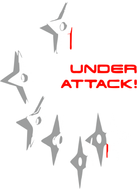����� �������� ���� Under Attack! - FatLine