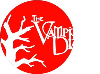 Принт Мужская толстовка на молнии The Vampire Diaries - FatLine