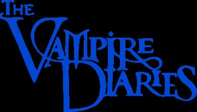 Принт Штаны Дневники Вампира Лого - FatLine