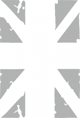 Принт Женская майка Британский флаг - FatLine