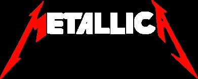 Принт Мужская футболка  с V-образным вырезом Металлика - FatLine