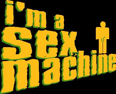 Принт Мужские трусы I'am a sex machine - FatLine