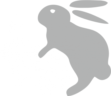 Принт Штаны Кролики - FatLine