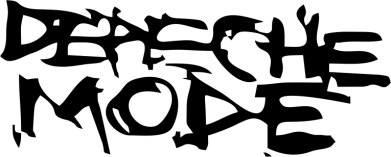 Принт Кружка 320ml Depeche mode - FatLine