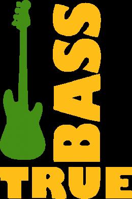 Принт Подушка Bass True - FatLine