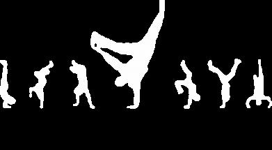 Принт break dance - FatLine