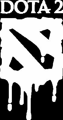Принт Штаны Dota 2 Logo - FatLine