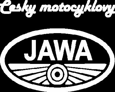 Принт Тельняшка с длинным рукавом Java Cesky Motocyclovy - FatLine