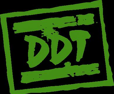 Принт Кружка 320ml DDT (ДДТ) - FatLine