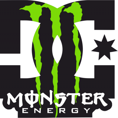 ����� ������ Monster Energy DC - FatLine
