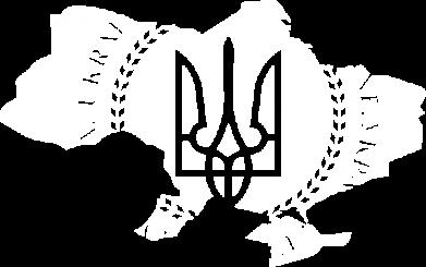 Принт Тельняшка с длинным рукавом Ukrainian Map - FatLine