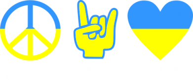 ����� �������� � ������� ������� Peace, Rock, Love - FatLine