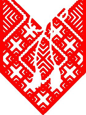 Принт Мужские трусы Вишиванка з зав'язкою - FatLine
