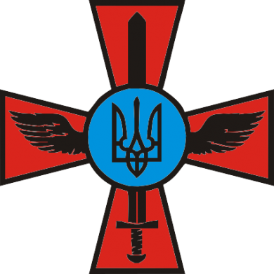 Принт Футболка Поло Крест з мечем та гербом - FatLine