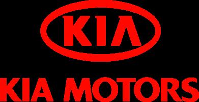 Принт Мужская футболка  с V-образным вырезом Kia Logo - FatLine