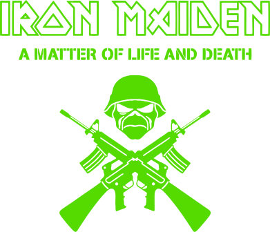 ����� ������� Iron Maiden - FatLine