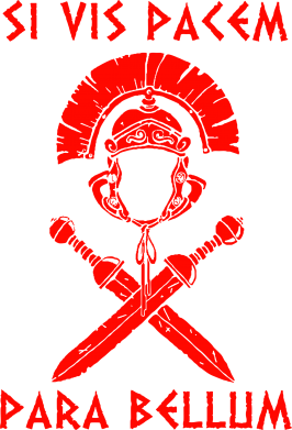 Принт Коврик для мыши Хочешь мира — готовься к войне - FatLine