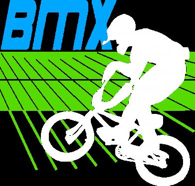 Принт Футболка Поло BMX Sport - FatLine