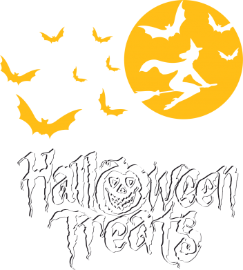 Принт Толстовка Halloween Meats - FatLine