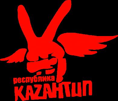 Принт Женская футболка Республика Казантип - FatLine