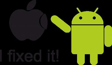 Принт Фартук I fixed it! Android - FatLine