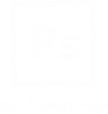 Принт Реглан Photoshop psd - FatLine