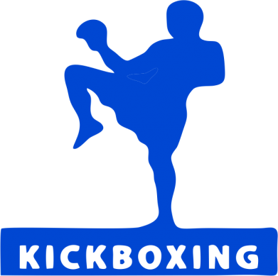 Принт Шапка Kickboxing Fighter - FatLine