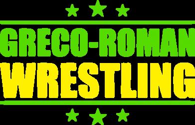 Принт Мужские трусы Greco-Roman Wrestling - FatLine