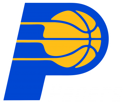 Принт Майка-тельняшка Pacers - FatLine