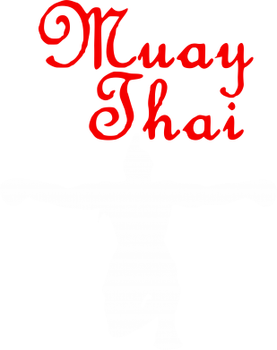 ����� ������� ��������� Muay Thai Logo - FatLine