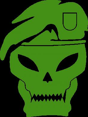 ����� ������ Call of Duty Black Ops logo - FatLine