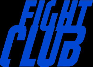 Принт Женская футболка поло Fight Club - FatLine