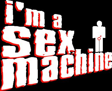 Принт Реглан I'am a sex machine - FatLine