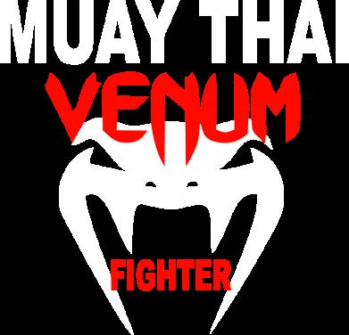 Принт Футболка Muay Thai Venum Fighter - FatLine