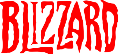 ����� ����� Blizzard Logo - FatLine