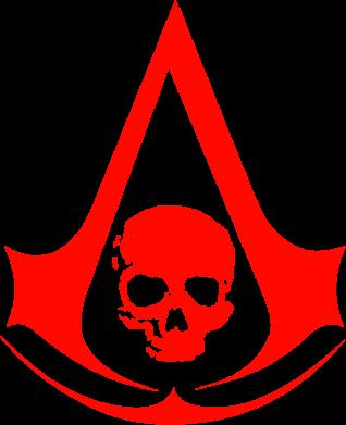 Принт Женская майка Assassin's Creed Misfit - FatLine