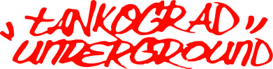 Принт Фартук Tankograd Logo - FatLine