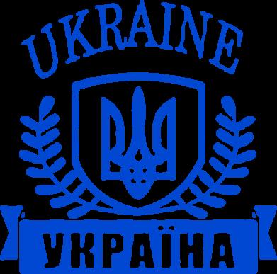 Принт Мужская майка Ukraine Украина - FatLine