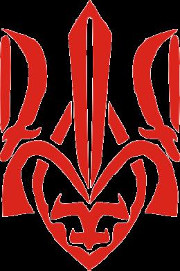 Принт Коврик для мыши Гарний герб України - FatLine